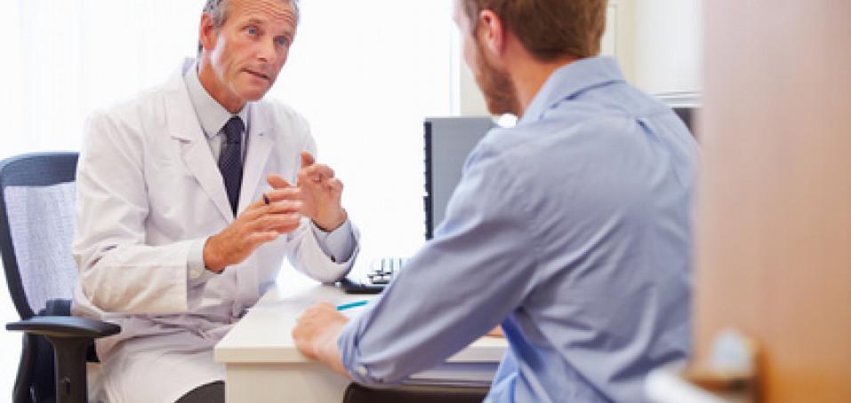 Během léčby s lékaři mluvte! Jde přece o vaši léčbu!