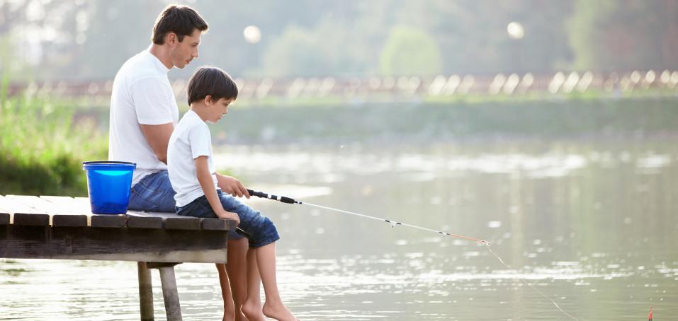 Rybaření s ereskou – proč ne?