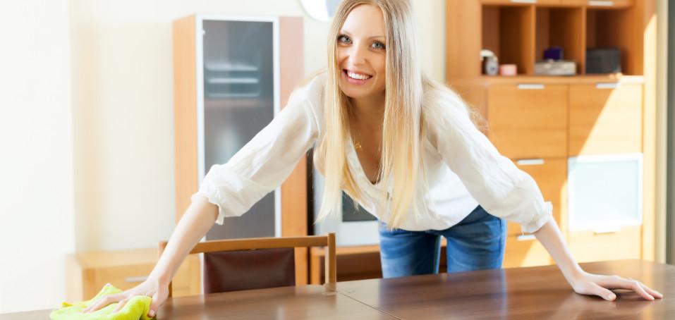 Dvanáct tipů na snadný úklid domácnosti s eReSkou