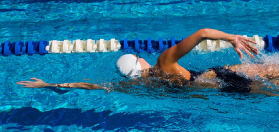 Koupání a plavání při eresce: pozor na správnou teplotu vody!
