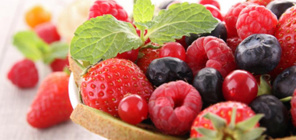 Antioxidanty – místo pilule zobejte bobule