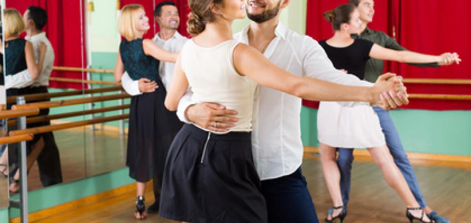 Do tanečních s roztroušenou sklerózou? Ano!