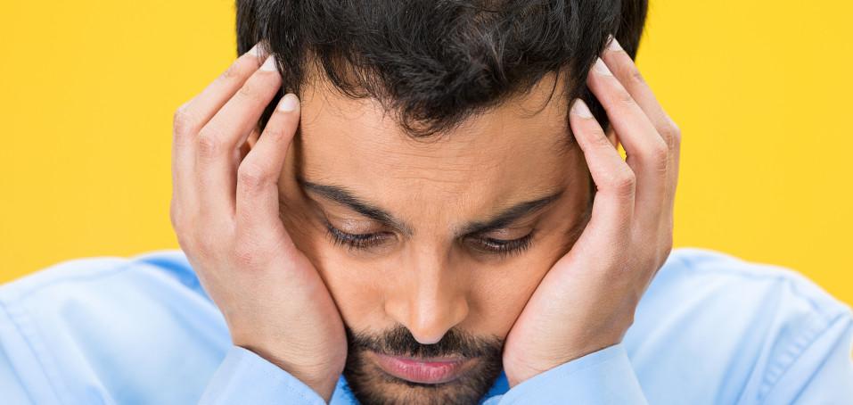 Eresku často doprovází deprese. Léčbu duše neodkládejte!