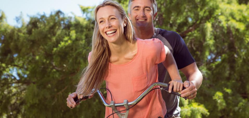 Cyklistika s ereskou? Vyšlápněte za zdravějším životem!