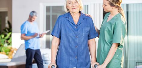 Ergoterapie pomáhá v každodenním životě s roztroušenou sklerózou